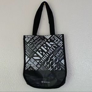 Lululemon Athletica 20th Anniversary Tote Small